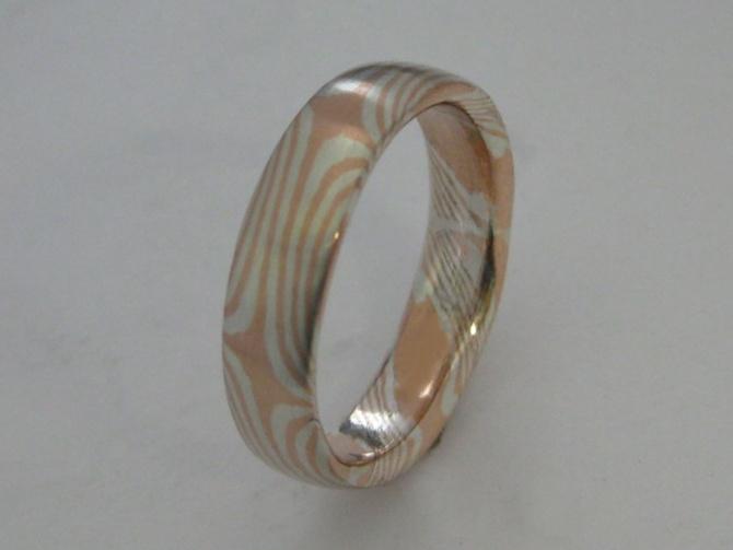 MOKUME GANE prsten - 2. foto
