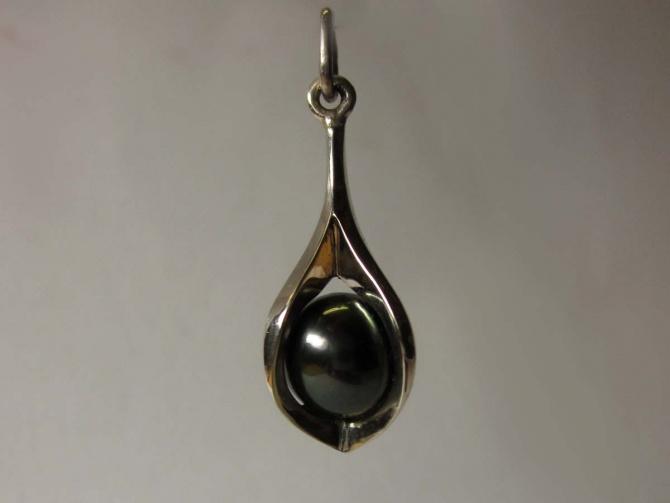 černá perla - 2. foto