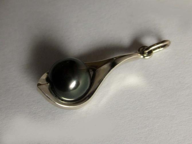 černá perla - 3. foto