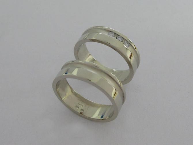 snubní prsteny en - 1. foto